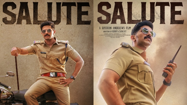 Dulquer Salmaan's Salute Gets A Release Date; To Hit The Theatres On This Date?
