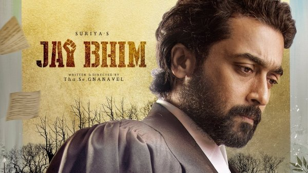 Suriyas Jai Bhim: The First Look Poster Is Out On Actors Birthday