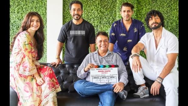 Vidyut Jammwal-Shivaleeka Oberoi's Khuda Haafiz Sequel Goes On Floors
