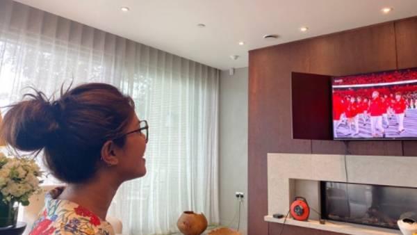 टोक्यो ओलंपिक 2020 की शुरुआत के रूप में प्रियंका चोपड़ा ने शेयर की दिल को छू लेने वाली पोस्ट, कहती हैं 'पल फील नॉस्टैल्जिक'