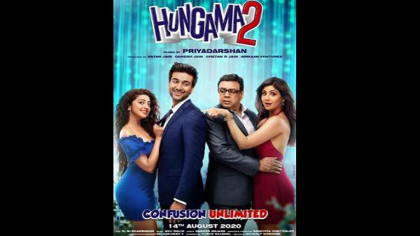 क्या राज कुंद्रा का पी * आरएन केस विवाद शिल्पा शेट्टी की हंगामा 2 को प्रभावित करेगा?