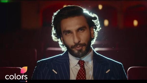 द बिग पिक्चर: रणवीर सिंह ने शेयर किया अपने डेब्यू टीवी शो का पहला प्रोमो!