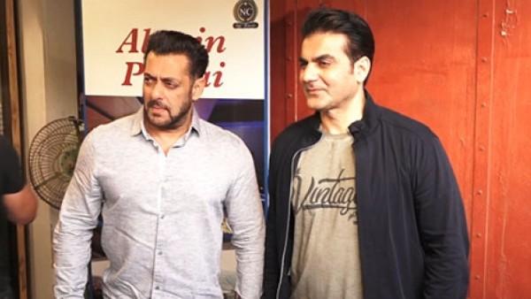 Arbaaz Khan Pulls Salman Khan's Leg; Says He Is Likely To Give Worst Relationship Advice
