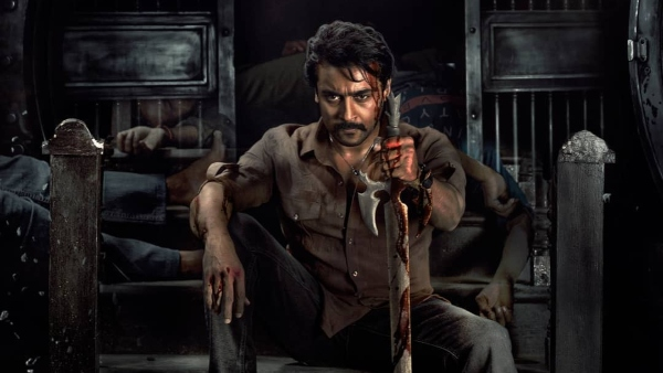 Etharkkum Thunindhavan Second Look: Suriya's Action Hero Avatar Wins The Internet