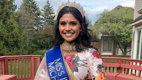 वैदेही डोंगरे बनीं मिस इंडिया यूएसए 2021 का ताज;  आई-बाबा को जीत समर्पित
