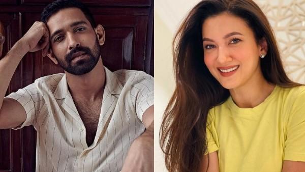Vikrant Massey's Heart Skipped A Beat When He Saw Gauahar Khan latest bollywood news