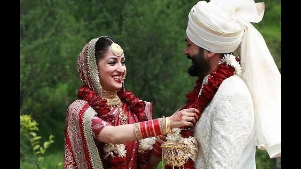 यामी गौतम ने खुलासा किया कि शादी से पहले उन्होंने आदित्य धर के साथ अपने रिश्ते को लपेटे में क्यों रखा?