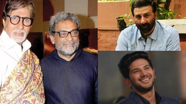 R Balki Confirms Amitabh Bachchan Is A Part Of His Sunny Deol-Dulquer Salmaan Starrer