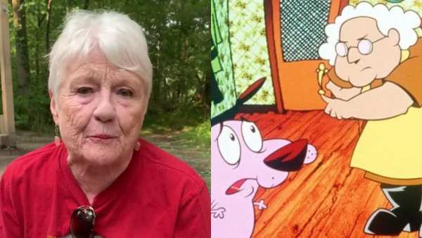 Courage The Cowardly Dog Voice Actor Thea White Passes Away At 81