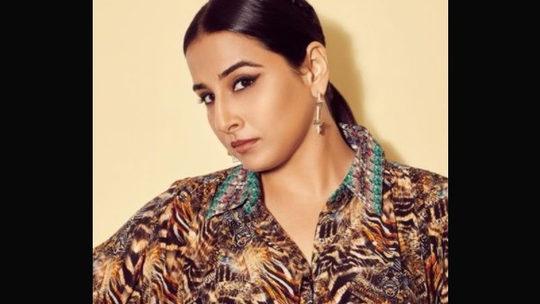Vidya Balan Takes A Stand Against Unrealistic Beauty Standards; Issues 'No Photoshop' Policy For Her Pictures