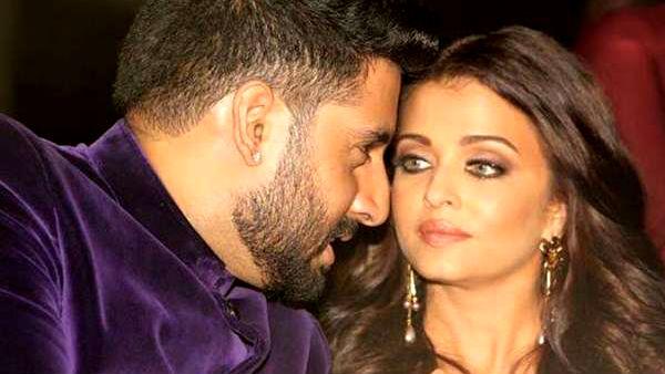 अभिषेक बच्चन ने ऐश्वर्या राय बच्चन के साथ अपनी फोटोशॉप्ड शादी की तस्वीर पर प्रतिक्रिया दी