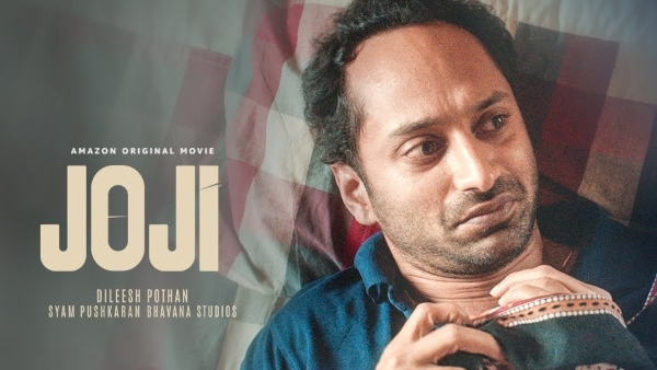 Fahadh Faasil Joji Bags The Best International Film Award At SIFF 2021