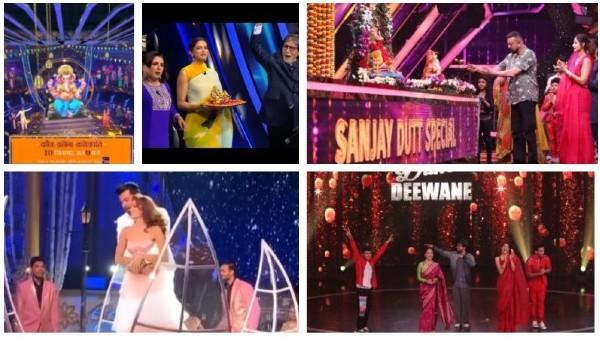 Ganesh Chaturthi Spl on TV: Finalist of Indian Idol 12 on KBC 13;  Sanjay Dutt on Super Dancer 4 and more