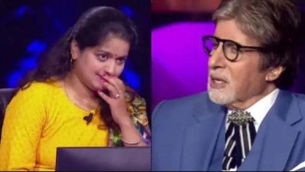 KBC 13 की कंटेस्टेंट सविता भाटी सही जवाब जानने के बावजूद 1 करोड़ रुपये नहीं जीत पाई