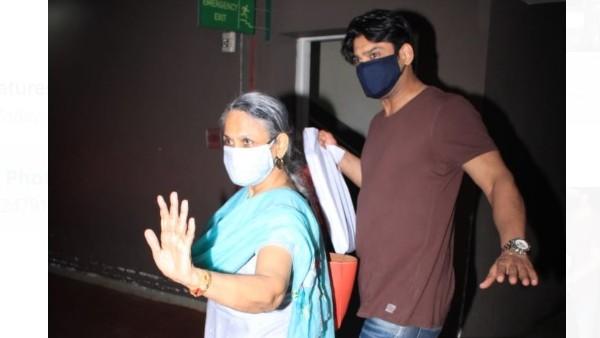 मुंबई एयरपोर्ट पर मां के साथ सिद्धार्थ का आखिरी वीडियो वायरल