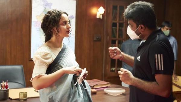 थलाइवी के निर्देशक एएल विजय ने कंगना रनौत की तारीफ की, कहा कि उनके पास एक असाधारण स्क्रिप्ट सेंस है!