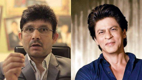 Kamaal R Khan Questions Aryan Khan's Arrest, Extends Support To Shah Rukh Khan
