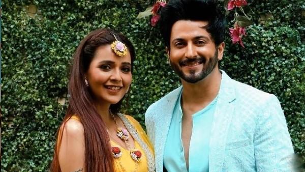 Mansi Srivastava & Dheeraj Dhoopar
