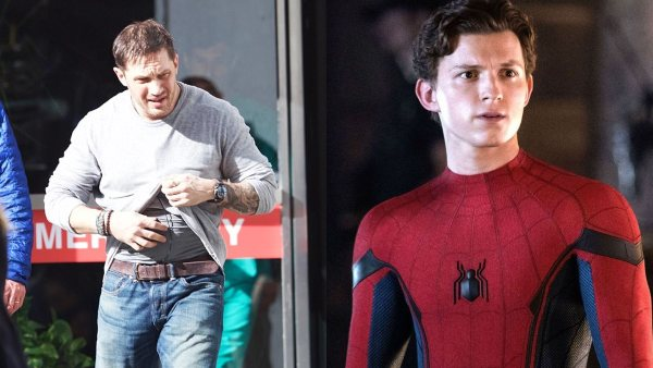 Spider-Man No Way Home: Venom 2's Post Credit Shows Tom Hardy Joining Tom Holland?