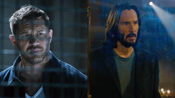 Venom 2 Features Footage Of The Matrix Resurrections Filming