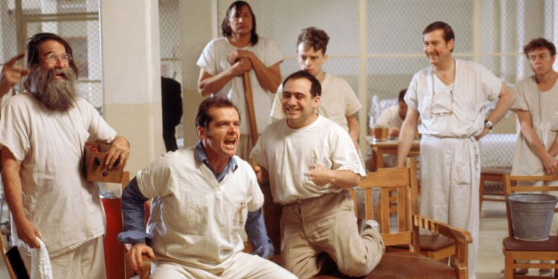 Words vs. Moving Pictures, Vol. 2: One Flew Over the Cuckoo's Nest
