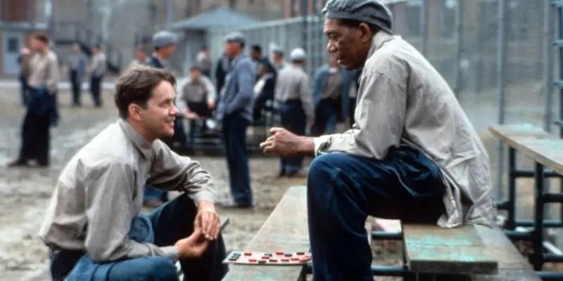 Shawshank Redemption mise-en-scène