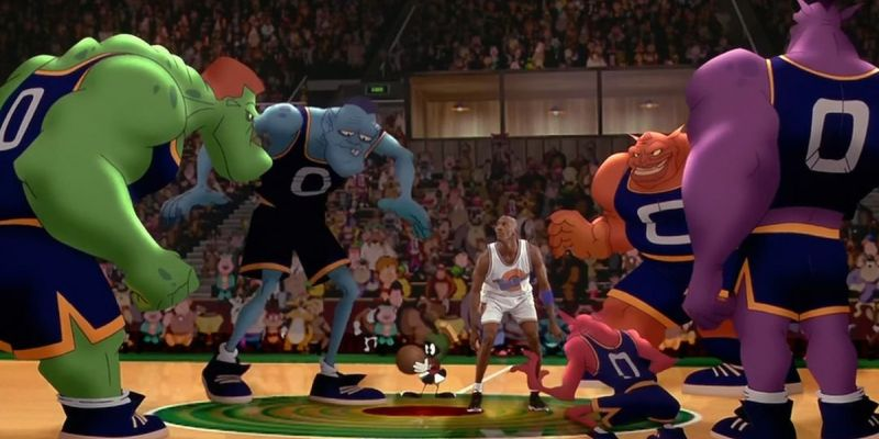 The SPACE JAM Fantasy Draft