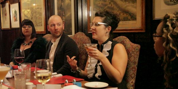 Dinner With Dames: Dinner #1 Recap