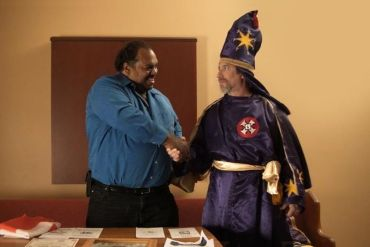 ACCIDENTAL COURTESY: DARYL DAVIS, RACE & AMERICA: A Timely Examination Of US Race Relations