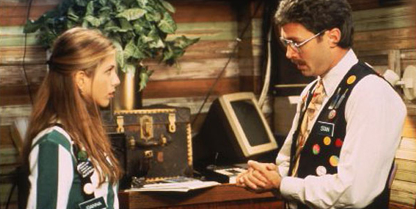 OFFICE SPACE: Finding Comedy In Monotony