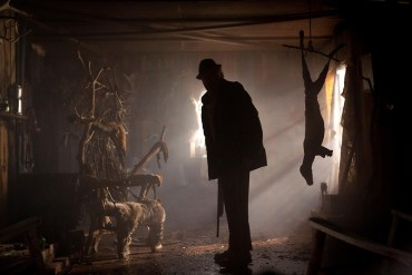 DIG TWO GRAVES: A Visually Stunning Southern Gothic Nightmare