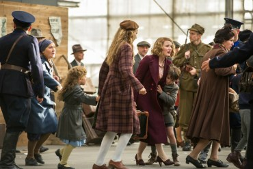 THE ZOOKEEPER'S WIFE: The Holocaust Under A Softer Light