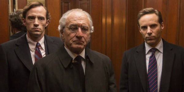 THE WIZARD OF LIES: Though Nothing Profound, De Niro Astounds