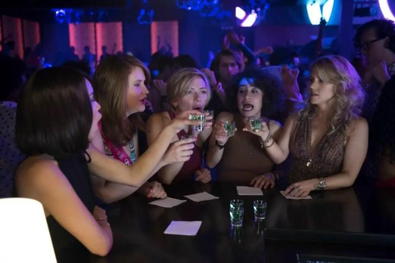 ROUGH NIGHT: Weekend At Bernie's Meets Feminism