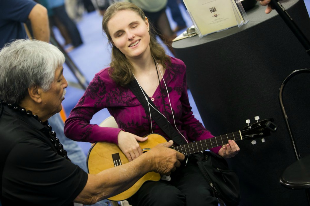 HEARING IS BELIEVING: The Story Of A Blind Teenage Musician
