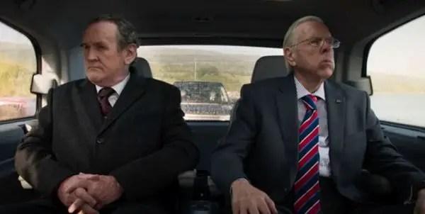 THE JOURNEY: Carpool Politics