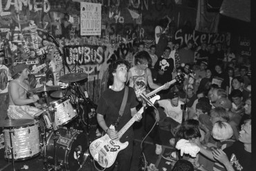 TURN IT AROUND: THE STORY OF EAST BAY PUNK: A Lesson In Punk Rock History On Gilman Street