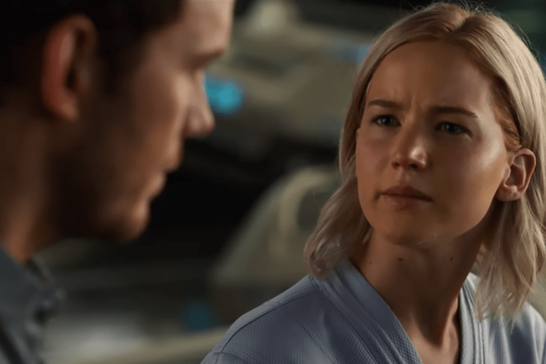 why passengers is not the misogynistic fantasy it is accused of  why passengers is not the misogynistic fantasy it is accused of being