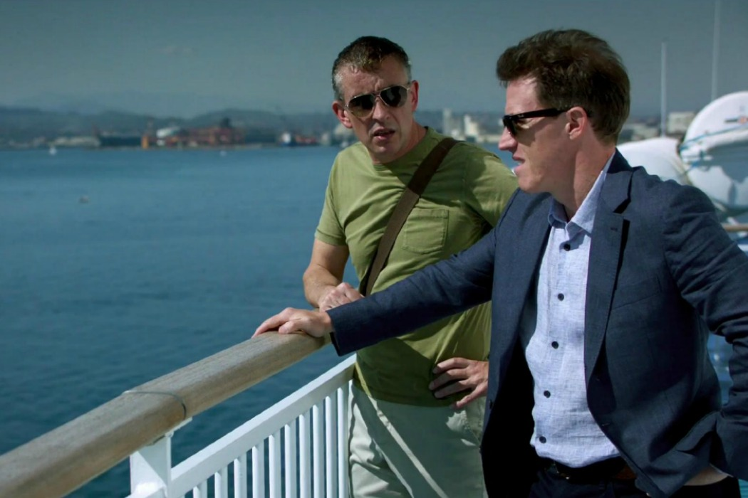 THE TRIP TO SPAIN: Coogan And Brydon Still Reign Supreme