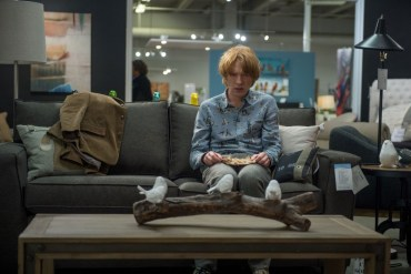CRASH PAD: A Strange Choice For Domhnall Gleeson