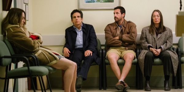 THE MEYEROWITZ STORIES: Remember When Adam Sandler Was This Good?