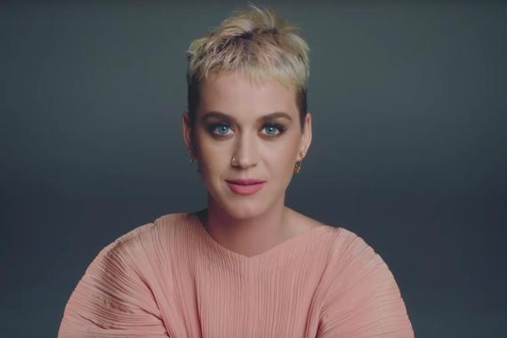 KATY PERRY: WILL YOU BE MY WITNESS? - Glossy But Genuine