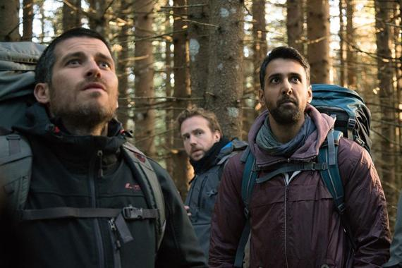 THE RITUAL: Intrigue Gets Lost In The Woods