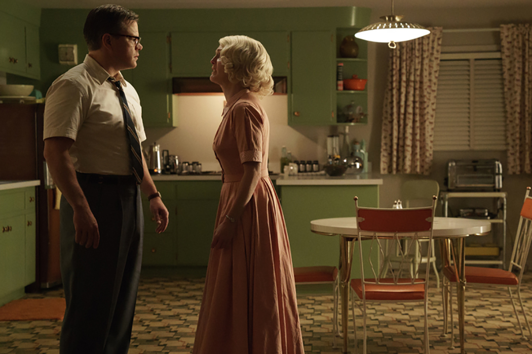SUBURBICON: Fake Smiles & Stale Cookies Doesn't Always Win You Over