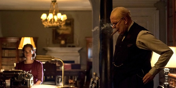 DARKEST HOUR: The Capolavoro Of Gary Oldman's Nonpareil Career