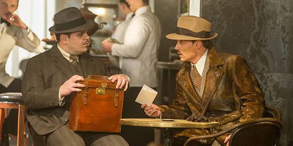 MURDER ON THE ORIENT EXPRESS: Losing Steam To The Big Screen