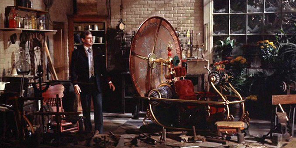 Time Crisis: THE TIME MACHINE (1960)