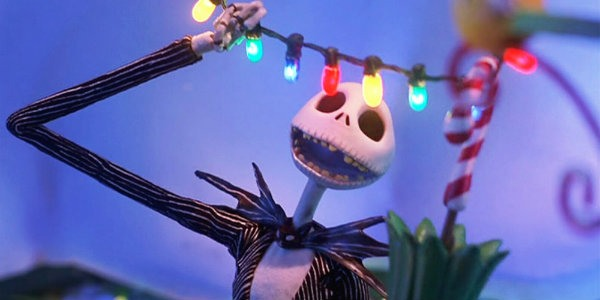 The Beautiful Simplicity of THE NIGHTMARE BEFORE CHRISTMAS