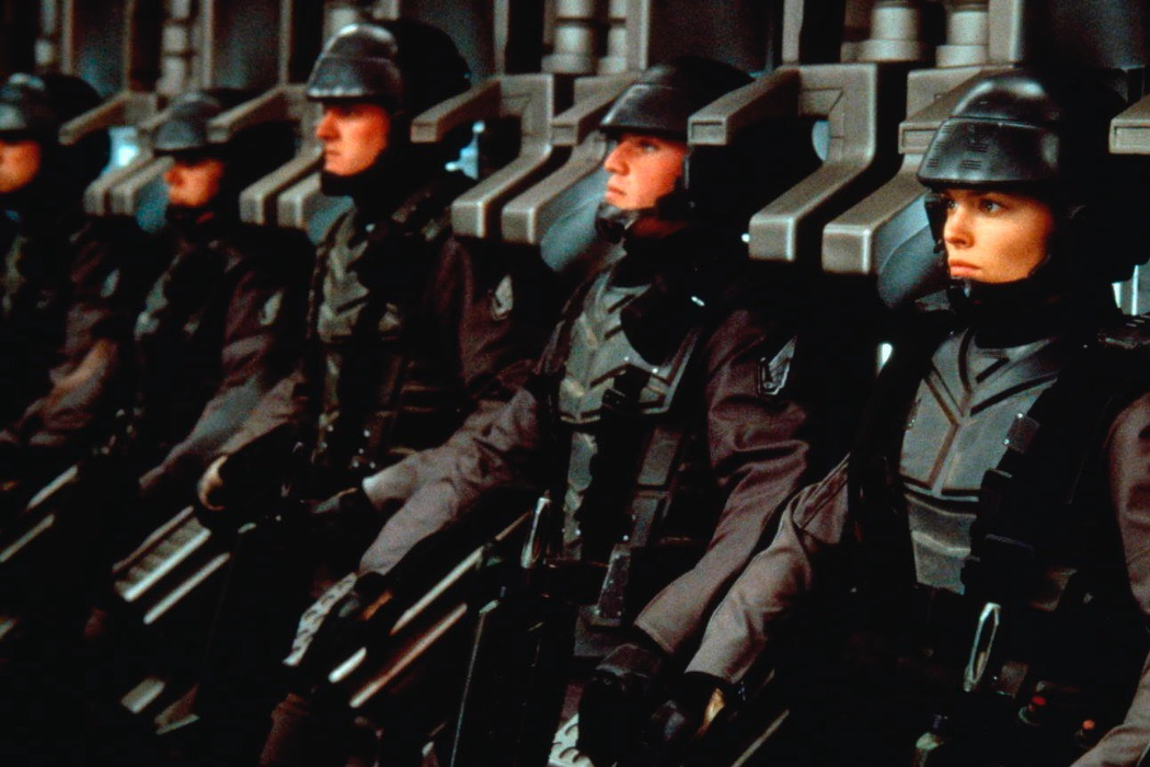 Satire for Jocks: The Anti-Fascism of STARSHIP TROOPERS