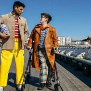 EATEN BY LIONS: کمدی بریتانیا یک داستان شگفت انگیز از عشق برادرانه است